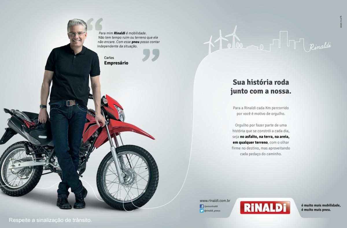 Campanha Rinaldi 2013 -  Empresário