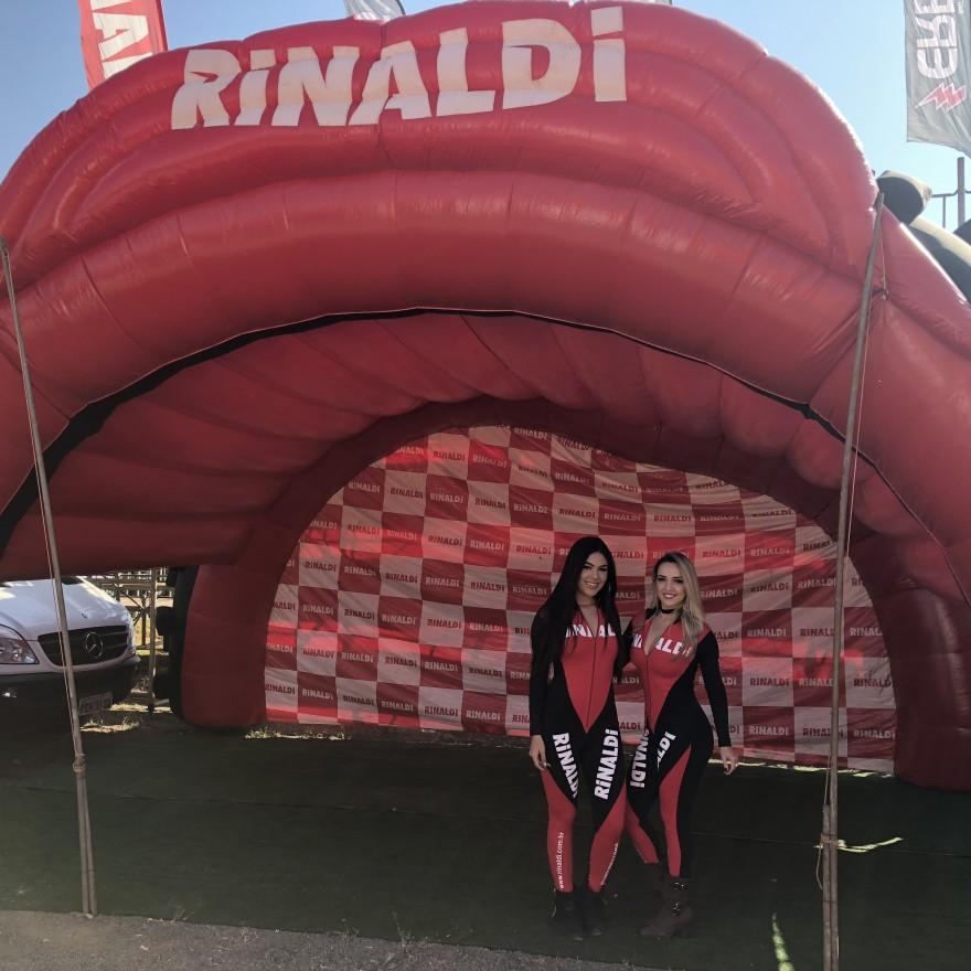 O Brasileiro de Motocross é patrocinado pela Rinaldi desde 2010