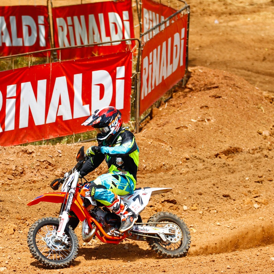 Rafa Becker defende o Team Rinaldi